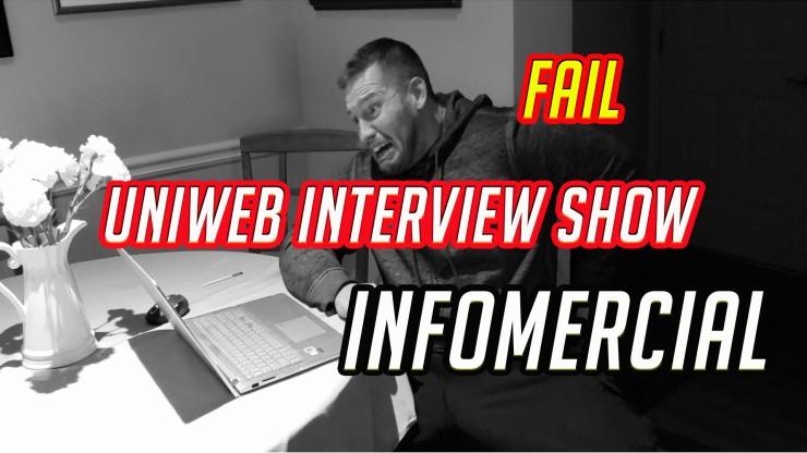 UniWeb Infomercial Thumb