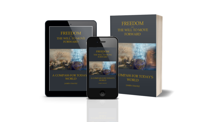 Freedom and The Will to Move Forwrd Book Images